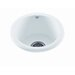 "Reliance 15"" x 15"" Liberty Round Bar Sink"
