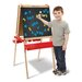 Deluxe Easel and Magnetic Boards by Melissa and Doug