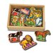 20-Piece Magnetic Animals Set