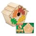 <strong>Melissa and Doug</strong> Build and Paint-Your-Own Bird House