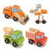 <strong>Stacking Construction Vehicle Set</strong> by Melissa and Doug