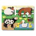 <strong>Farm Touch and Feel Puzzle</strong> by Melissa and Doug