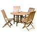 <strong>Buyers Choice</strong> Phat Tommy Celebration 5 Piece Dining Set