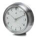 """Infinity Instruments 9.5"""" Retro Wall Clock"""