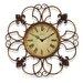 "Oversized 24"" Province Wall Clock"