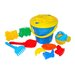 Wader Quality Toys Bucket Set Boy