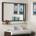 <strong>New Amsterdam Wall Mirror</strong> by Decor Wonderland