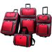 New Yorker 4 Piece Luggage Set
