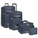 U.S. Traveler Westport 4 Piece Luggage Set
