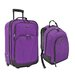 <strong>U.S. Traveler</strong> 2 Piece Luggage Set