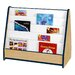 """Mahar Double Sided Toddler 32.5"""" Book Display"""