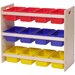 Steffy Wood Products Dowel Tray Storage Rack