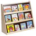 """<strong>31"""" Book Display</strong> by Steffy Wood Products"""
