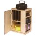 <strong>Audio Storage Unit</strong> by Steffy Wood Products
