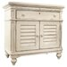 Paula Deen Home Steel Magnolia 1 Drawer Nightstand