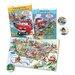 Universal Map Kids' Fun Places U.S. Sticker Atlas