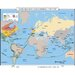 Universal Map World History Wall Maps - Exploration & Empires 1400 - 1700