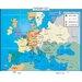 Universal Map World History Wall Maps - Europe 1648