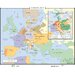 World History Wall Maps - Europe 1815