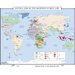 World History Wall Maps - Imperialism in Modern World