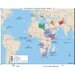 <strong>World History Wall Maps - United Nations Sanctions</strong> by Universal Map