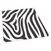 <strong>Zebra Design Chair Mat</strong> by ES Robbins Corporation