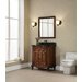"""<strong>Manor 30"""" Bathroom Vanity Cabinet Set</strong> by Xylem"""
