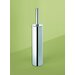 <strong>Edera Toilet Brush Holder in Chrome</strong> by Gedy by Nameeks