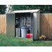 <strong>7ft. W x 25in. D Steel Learn-To Shed</strong> by Arrow