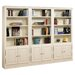 "<strong>Hampton 84"" Bookcase</strong> by A&E Wood Designs"