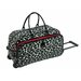 Jungle 20&quot; 2-Wheeled Giraffe Carry-On Duffel
