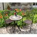 <strong>Europa Leisure</strong> Villena 3 Piece Round Dining Set