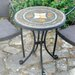 <strong>Torello Round Stone Bistro Table</strong> by Europa Leisure