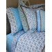 <strong>Modern Vintage Blue Duvet</strong> by Caden Lane