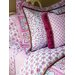 <strong>Modern Vintage Pink Duvet</strong> by Caden Lane