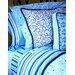 Caden Lane Luxe Blue Duvet