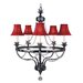 <strong>Isolde 5 Light Dining Chandelier</strong> by Framburg