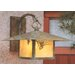<strong>Monterey 1 Light Outdoor Wall Lantern</strong> by Arroyo Craftsman