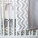 <strong>New Arrivals</strong> Zig Zag Baby 2 Piece Crib Bedding Set