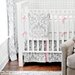 <strong>New Arrivals</strong> Stella 4 Piece Crib Bedding Set