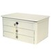 Katherine Jewelry Box in Pearl