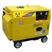 <strong>6,500 Watt Diesel Generator with Wheel Kit and Electric Start</strong> by Amico Power Corp