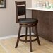 """<strong>Woodgrove 29"""" Swivel Bar Stool with Cushion</strong> by dCOR design"""
