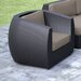 <strong>Seattle Lounge Chair with Cushion</strong> by dCOR design