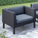 <strong>Oakland Lounge Chair with Cushion</strong> by dCOR design
