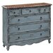 <strong>6 Drawer Cabinet</strong> by Crestview Collection
