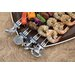 Charcoal Companion Double Prong Coastal Skewer (Set of 4)