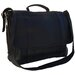 Piel Leather Traditional Portfolio Laptop Briefcase