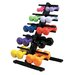 Cando Vinyl Coated Dumbbell with Floor Rack