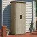 "32.25"" W x 2'2.5"" D Resin Garden Shed"